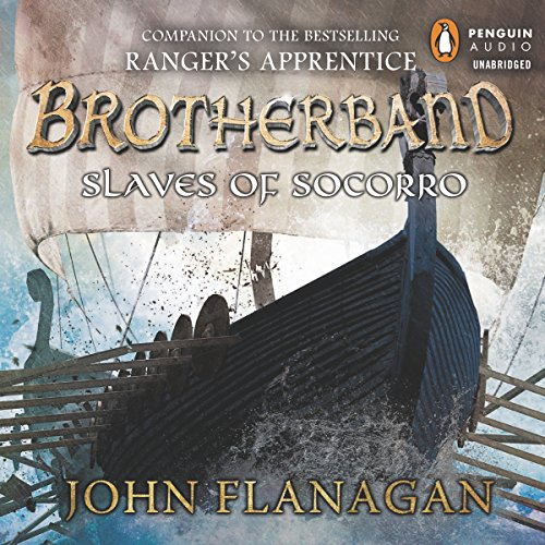 Slaves of Socorro audiobook cover art