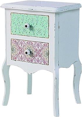 Maine Furniture Co Legno Key Largo portabiancheria Multicolore