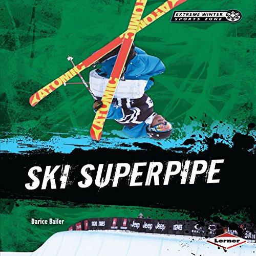 Ski Superpipe audiobook cover art