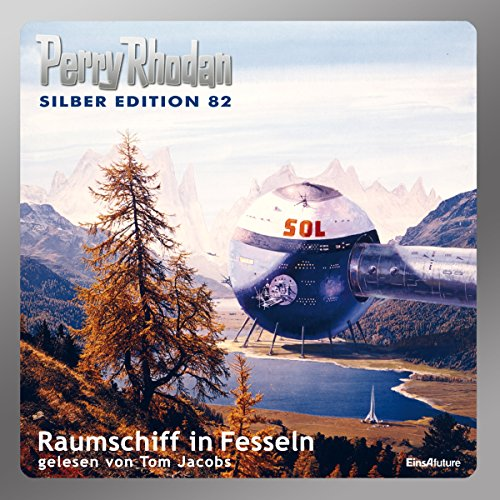 Raumschiff in Fesseln     Perry Rhodan Silber Edition 82              By:                                                                                                                                 H. G. Francis,                                                                                        H. G. Ewers,                                                                                        Clark Darlton,                   and others                          Narrated by:                                                                                                                                 Tom Jacobs                      Length: 16 hrs and 58 mins     Not rated yet     Overall 0.0