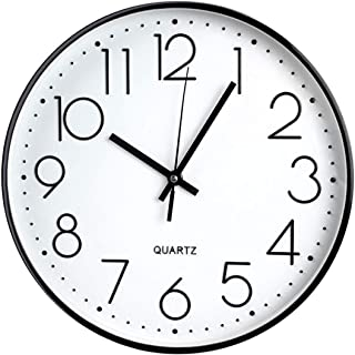 Best round wall clocks large Reviews