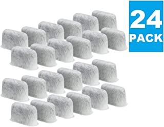 Premium Replacement Charcoal Water Filters for Cuisinart Coffee Machines (24)