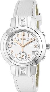 [フェンディ] 腕時計 Zucca Chrono F112100201 レディース 並行輸入品 ホワイト
