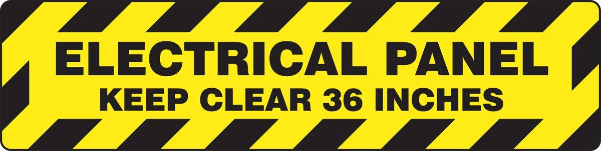 Bargain sale Accuform Discount is also underway PSR277 Slip-Gard Adhesive Floor Vinyl Sign Step-Style