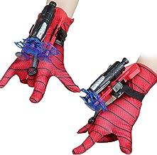 Yousir Hero Launcher Wrist Toy, cosplay-handschoenenset van kunststof voor kinderen, superheldenspeelgoed en kostuumhandsc...