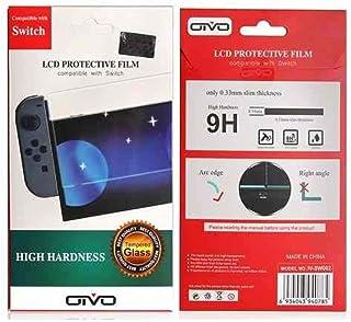 Película 0,3 mm Vidro Temperado Transparente Para Nintendo Switch