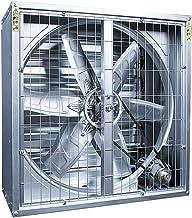 MAZHOONG FANS Extracteur industriel commercial, ventilateur d'échappement de 300 mm, puissant, 380V, à faible bruit, entre...