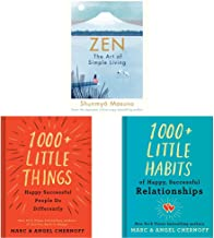 Zen: The Art of Simple Living & 1000+ Little Habits of Happy - Successful Relationships & Successful People Do Differently