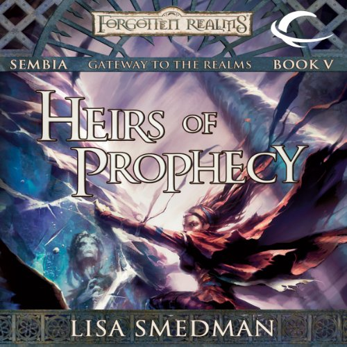 Heirs of Prophecy audiobook cover art