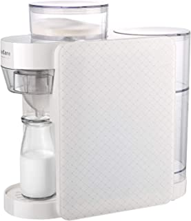 Baby Brezza One Step Formula Mixer Mix 28oz of Formula at Once Motorized Infant Formula Powder Mixer Machine Electric Mixing System Great for Travel Large Pitcher