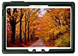 Bobj Rugged Case for Samsung Galaxy Tab S 10.5 Tablet Models SM-T800, SM-T805, SM-T807 - BobjGear Custom Fit - Patented Venting - Sound Amplification - BobjBounces Kid Friendly (Bold Black)