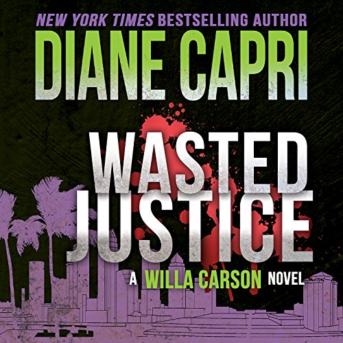 Wasted Justice audiobook cover art