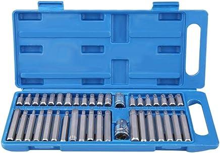 Hebelklappe Werkzeugkoffer 33 x 19 x 46 cm Werkzeugkasten Teleskopstiel