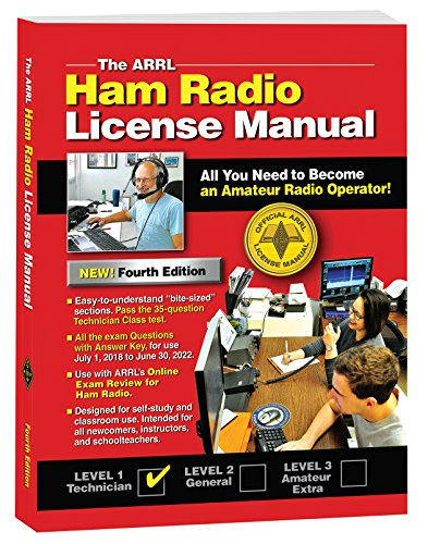 The ARRL Ham Radio License Manual (English Edition)