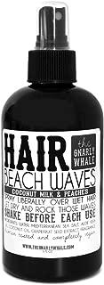Gnarly Whale Coconut Milk & Peaches Beach Waves Sea Salt Spray 8oz