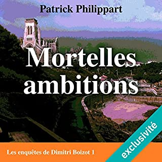 Couverture de Mortelles ambitions
