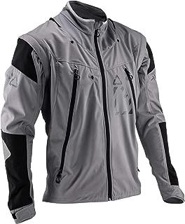Leatt GPX 4.5 Lite Riding Jacket-Steel-M