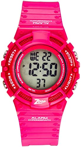 Zoop Digital Natural Dial Children's Watch -NLC4040PP01W / NLC4040PP01W