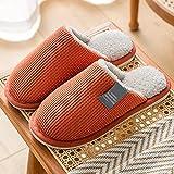 Memory Foam Zapatillas De Casa para Mujer,Zapatillas De AlgodóN...