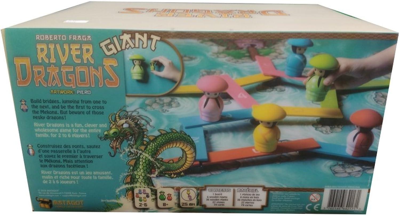 Matagot - River Dragons - Giant Edtion - 3760146642171