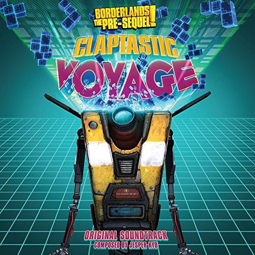 Borderlands The Pre-sequel: Claptastic Voyage [Vinyl LP]