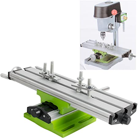 DIY Multifunction Milling Machine Cross Sliding Table Vise For Lathe Bench Drill