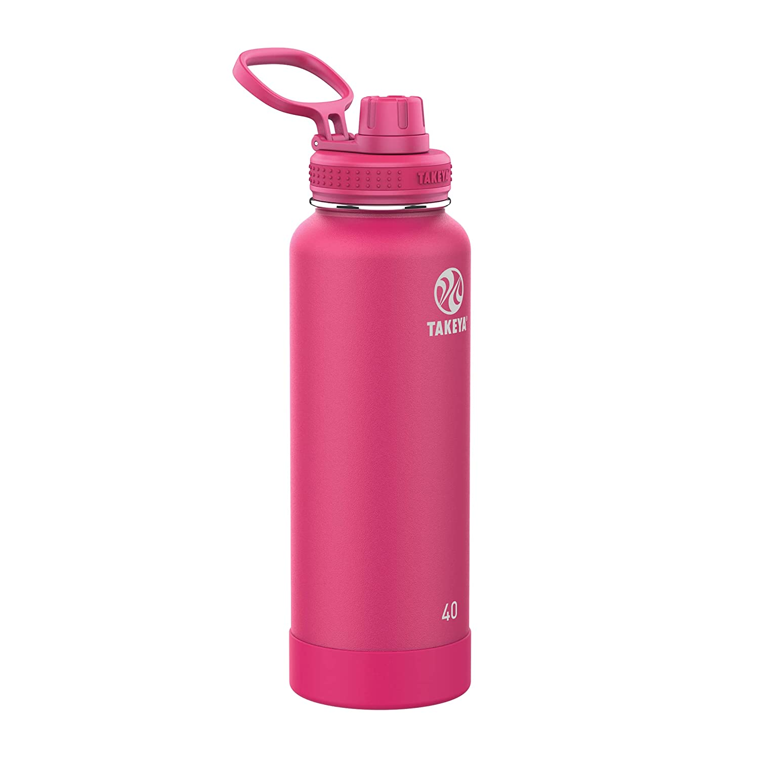 Takeya Pickleball Insulated Selling and selling Louisville-Jefferson County Mall Water Bottle with 4 Spout Sport Lid