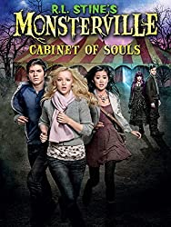 R. L. Stine Monsterville Cabinet of Souls Halloween Movie. My Favorite!