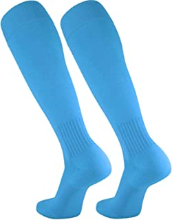 Sports Elite proDRI Finale Soccer Socks With Extra Cross-Stretch For Shin Guards (Multiple Colors)