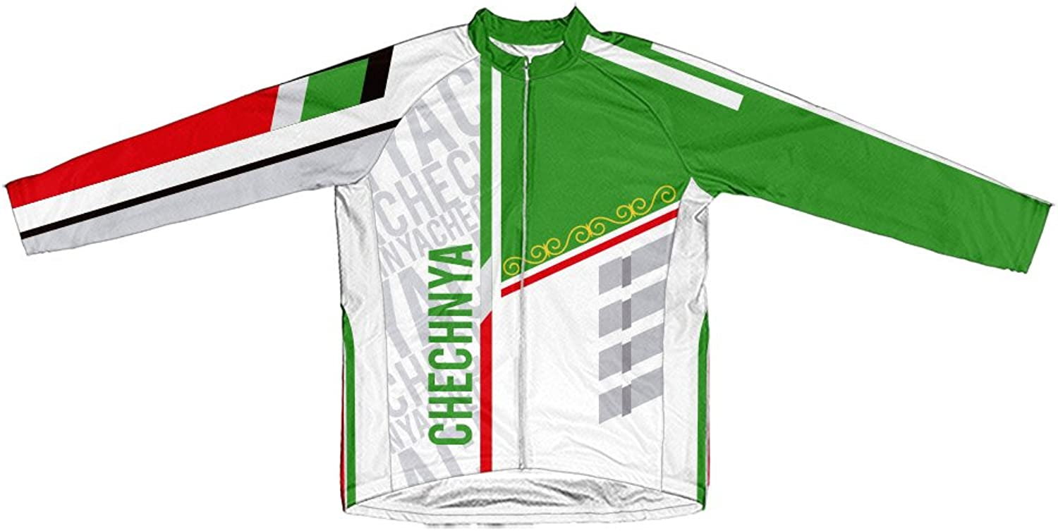 Chechnya ScudoPro Long Sleeve Cycling Jersey for Women
