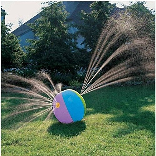 Bazaar Piscine Ballon de Plage Gonflable Ballon Fontaine d'eau la Balle de l'été Les Enfants