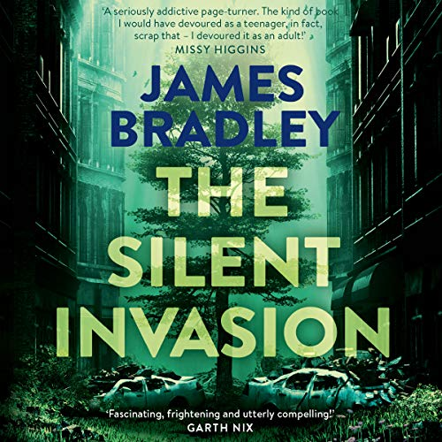 The Silent Invasion: The Change Trilogy 1 cover art