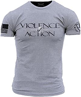 violence of action shirt