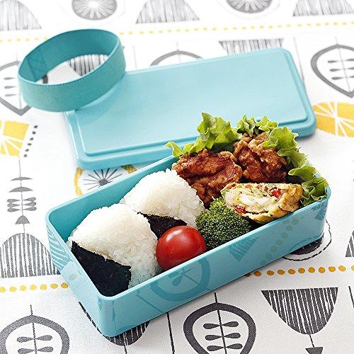 GEL-COOLランチボックス保冷剤一体型スクエアSGトマトレッド0101-0040