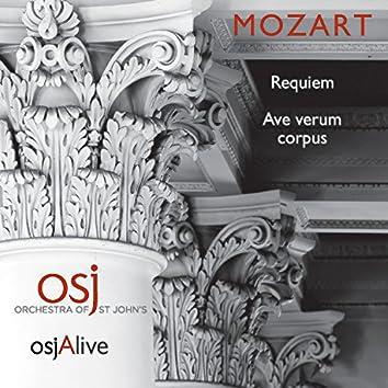 Mozart: Ave verum corpus, K. 618 & Requiem in D Minor, K. 626 (Live)