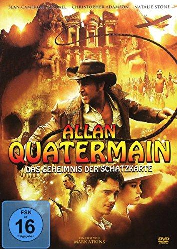 Allan Quatermain - Das Geheimnis der Schatzkarte