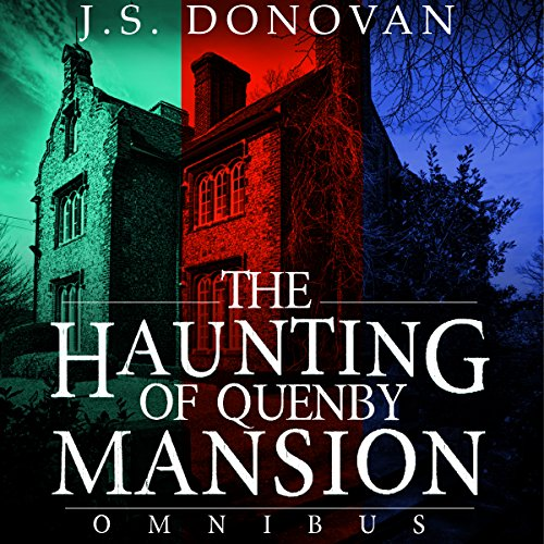 The Haunting of Quenby Mansion Omnibus cover art