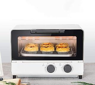 12L Horno de sobremesa, Home Baking multifuncional completamente automática inteligente Pan Cake horno for pizza, simple y versátil diseño, fácil de usar, 60 minutos de temporización de selección, for
