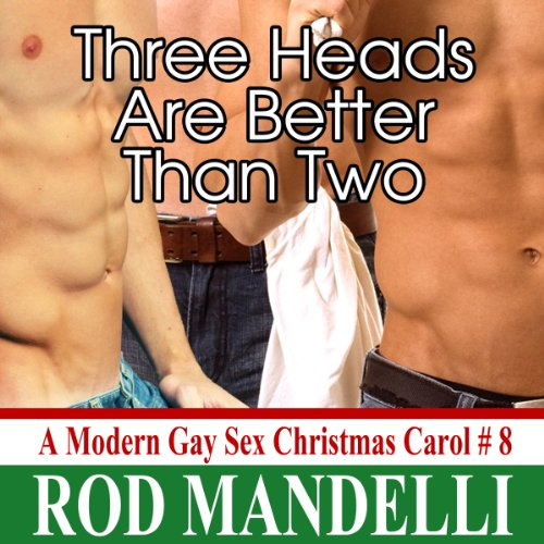 Three Heads Are Better Than Two cover art