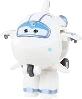 Super Wings - Super Robot Mini Transforming Toy Vehicle, Transforming Toy Figures, Plane, Car, Bot, for Kids Birthday Gift, 2