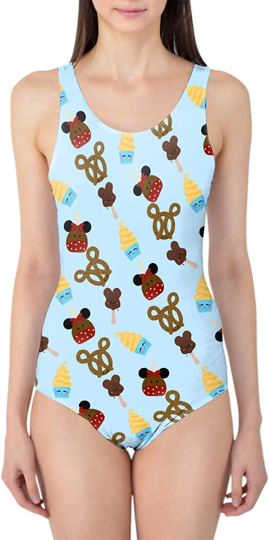 Snack Goals Disney Parks Inspirot Woherren Swimsuit Badeanzug