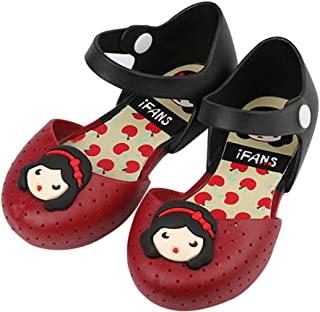 Best snow white jelly shoes Reviews