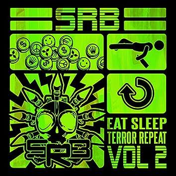 Eat Sleep Terror Repeat, Vol. 2