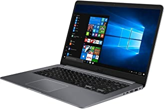 ASUS VivoBook Ultra-Thin and Portable Laptop, 15.6