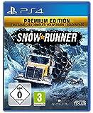 Snowrunner: Premium Edition USK/PEGI - Premium-Edtion [Playstation 4]