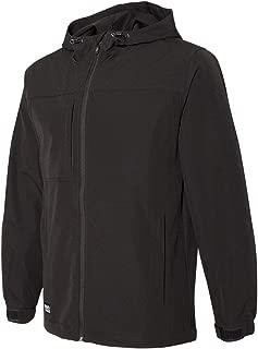 DRI Duck Men's 5310 Apex Hooded Soft Shell Wind/Water Resistant Jacket