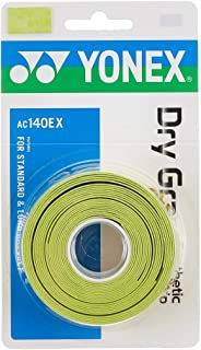 YONEX Dry GRAP Tennis Overgrip - 3 Pack - Choice of Colors