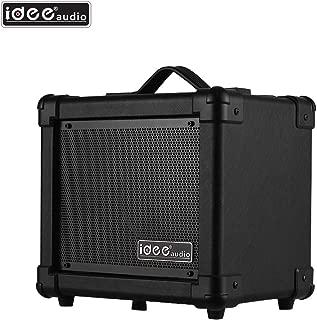 Docooler IDEEAUDIO AA-1 Portable Desktop Electric Guitar Speaker Amplifier Wireless BT 10 Watt Combo Amp Black AU Plug