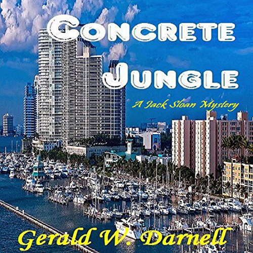 Concrete Jungle audiobook cover art