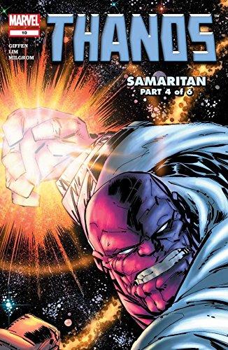 Thanos (2003-2004) #10 (English Edition)